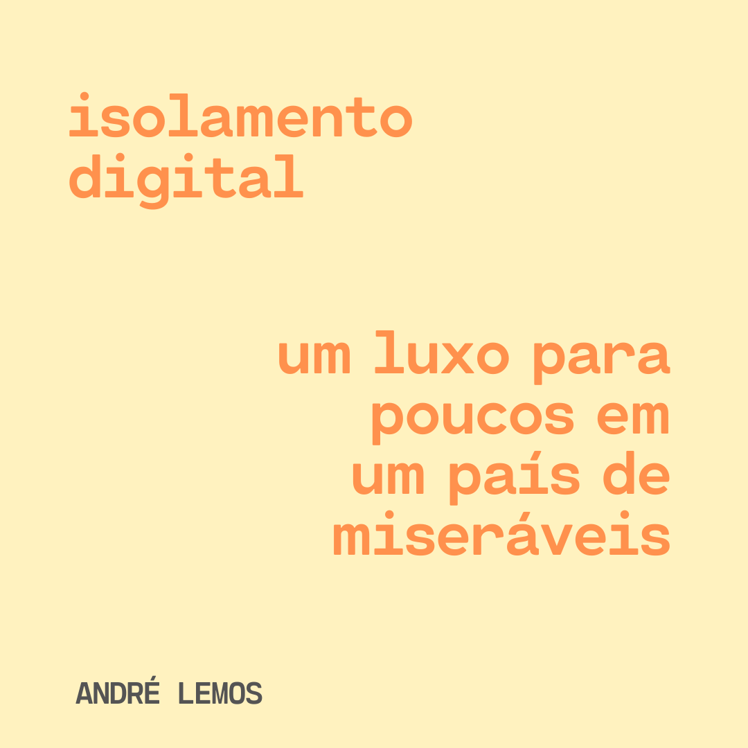 isolamento digital